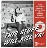 "10"" / VA  ✦✦ THIS STUFF WILL KILL YA! ✦✦ Rare Primitive Songs About Booze"